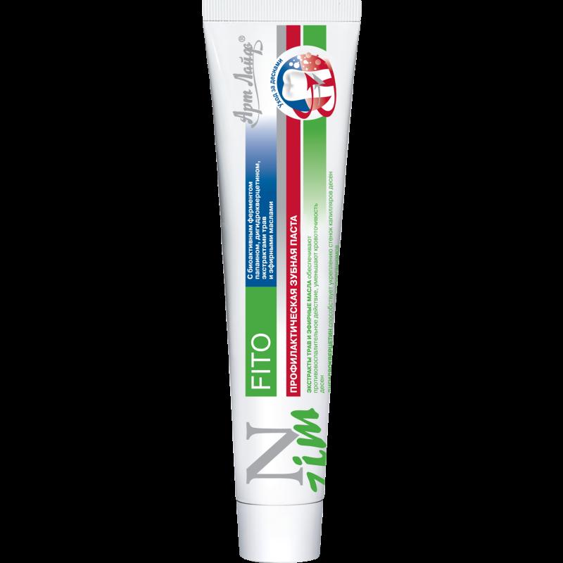 Зубная паста «N-Zim Fito» Арт Лайф (100 мл)