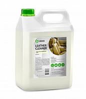 """Очиститель-кондиционер кожи """"Leather Cleaner"""" (канистра 5 кг) Grass"""