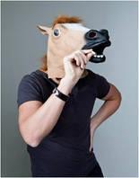 Маска лошади голова коня Новый Год лошади