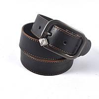 Мужской модный кожаный ремень DIESEL (коричневый)