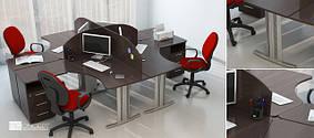 Мебель для персонала Техно-плюс