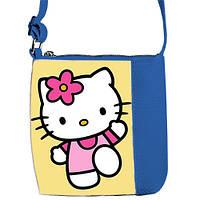 Детская сумка  Little princess с рисунком Хелло Китти