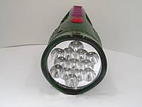 Мощный светильник фонарь аккумуляторный