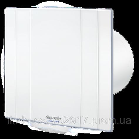 Вентилятор бытовой Blauberg Quatro 100, вентилятор на шариковом подшипнике, фото 2