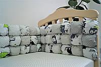 Защитный бампер «Joy» бомбон (4 или 6 ед.) LB482124