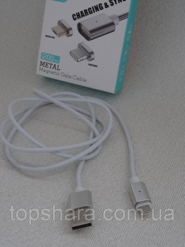 Магнитный USB кабель шнур андроид micro USB