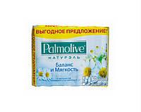 Мыло Palmolive Натурель Баланс и мягкость 3+1 в подарок 4 x 90 г (8693495045544)
