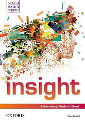 Insight Elementary SB (учебник)