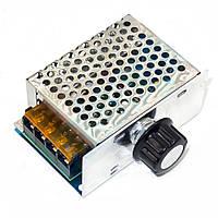 Регулятор мощности, диммер AC 220V 4000 W (4 кВт)