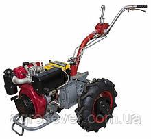 "Мотоблок ""Мотор Січ МБ-9ДЕ"" з дизельним двигуном WIEMA WM186FBP (електро стартер)"