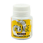 Краситель для шоколада CRIAMO Оранжевый/Orange 18 гр