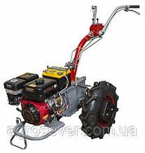 "Мотоблок ""Мотор Січ МБ-9Е"" з бензиновим двигуном WIEMA WM177FЕ/Р (електро стартер)"