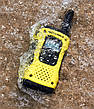 Портативная водонепроницаемая рация Motorola TLKR T92 H2O Yellow - 2 шт, фото 4
