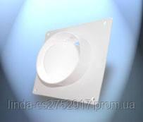 Фланец с клапаном D\UOP 104\100 Dospel, фото 2