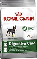 Royal Canin Mini Digestive Care 2кг-корм для собак мини пород с чувствительным пищеварением