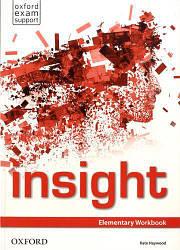 Insight Elementary Workbook (рабочая тетрадь)