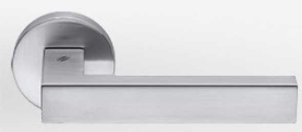 Ручка дверная COLOMBO ELLE BD 11 матовый хром