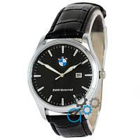 Наручные мужские часы BMW 7068-1 Black-Silver-Black
