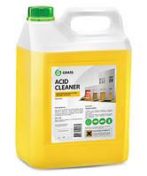 """Кислотное средство для очистки фасадов """"Acid Cleaner"""" (канистра 5,9 кг) Grass"""