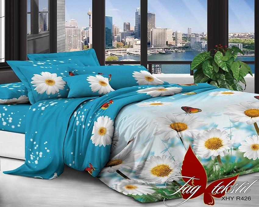 Комплект постельного белья XHY426 семейный (TAG polycotton (sem)-418)