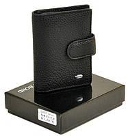 Обложка для водительских документов Classik DR. BOND M50 black натуральная кожа