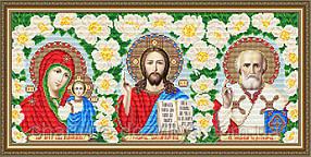 """Набор алмазной вышивки (мозаики) иконостас """"Спаси и Сохрани"""""""