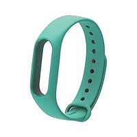 Ремешок браслет Mijobs для Xiaomi Mi Band 2 зеленый