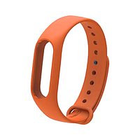 Ремешок браслет Mijobs для Xiaomi Mi Band 2 оранжевый