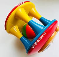 Игрушка-погремушка для крупных попугаев, фото 1