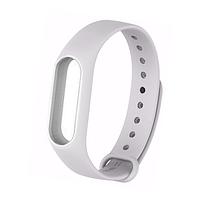 Ремешок браслет Mijobs для Xiaomi Mi Band 2 белый