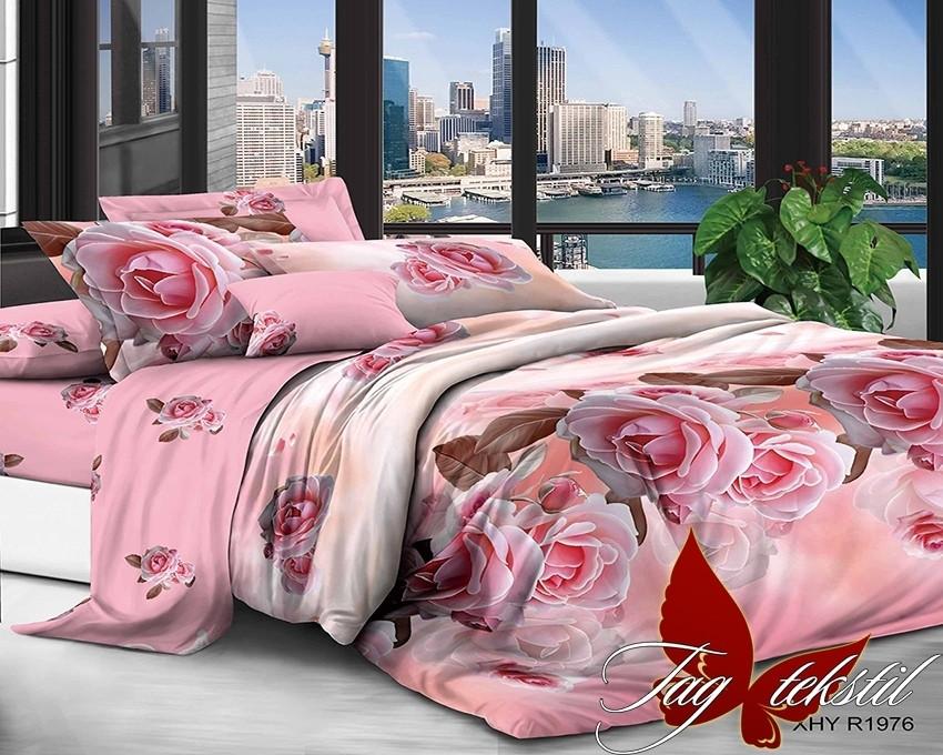 Комплект постельного белья XHY1976 семейный (TAG polycotton (sem)-420)