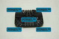 Накладка педали 2108 (тормоз,сцепление) Украина ВАЗ-21099 (2108-1602048-01)