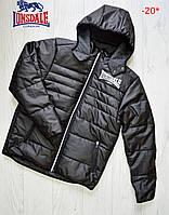 Зимняя куртка Lonsdale/лонсдейл Оригинал