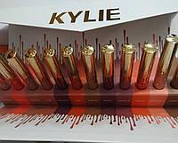 Набор Kylie из 12 помад в конверте