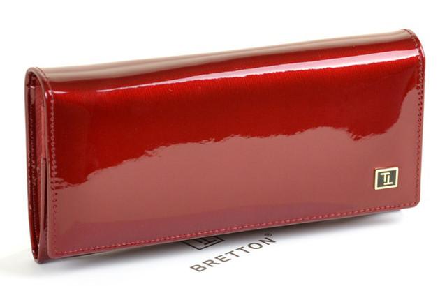 32281597d7d6 Купить Женский кожаный кошелек BRETTON GOLD W501 red кожаные ...