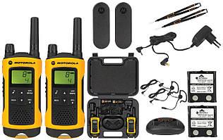 Портативная рация Motorola TLKR T80 Extreme Yellow