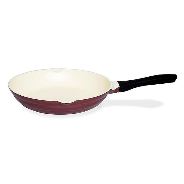 Сковорода Fissman LAZURITE 28 см (Керамическое антипригарное покрытие с индукционным дном)