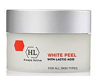 White peel (Lactolan). Пилинг-маска для всех типов кожи. 250 мл.
