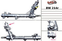 Рулевая рейка с ГУР Bmw 6 (E63), Bmw 6 (E64), Bmw 5 (E60), Bmw 5 (E61) BW214R, фото 1