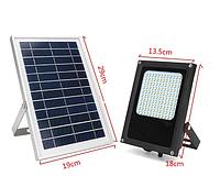 Светильник на солнечной батарее 120 LED для уличного освещения