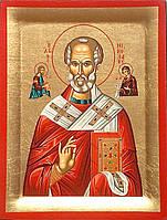 Святитель Николай Чудотворец. Греция
