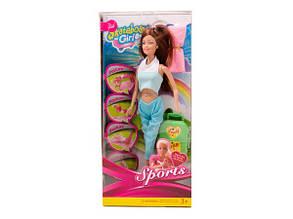 Кукла Барби Гимнастка