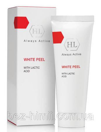 White peel (Lactolan). Пилинг-маска для всех типов кожи. 70 мл.