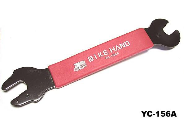 Ключ педальный Bike Hand YC-156A рожковый