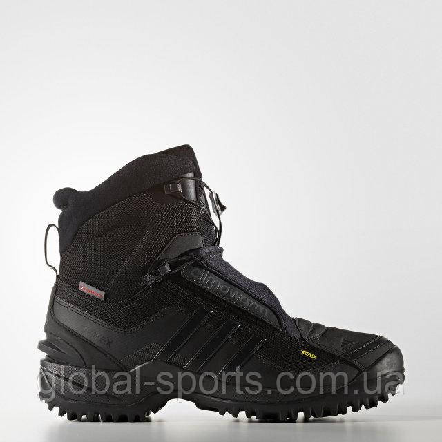 6e010f01 Мужские зимние ботинки Adidas Terrex Conrax CW CP Boots (Артикул: Aq4115) -  магазин