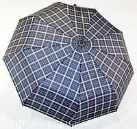 "Зонт автомат ""Burberry"" на 9 спиц из ""фибергласса"" от фирмы ""Lantana"""