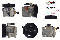 Насос ГУР Ford C-Max, Ford Focus C-Max, Ford Focus Ii, Volvo C30, Volvo S40, Volvo V50 FO044, фото 1