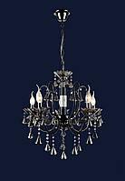 Люстра классическая в черном цвете 7021309-5