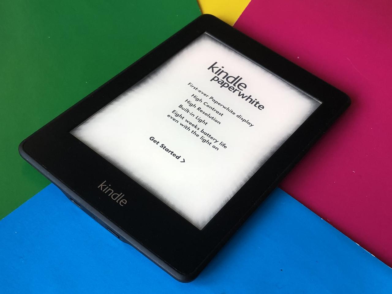 Amazon Kindle Paperwhite 2012 EY21 ПОДСВЕТКА РУС в ХОРОШЕМ СОСТОЯНИИ - Refurbished - Качество, проверенное временем в Чернигове