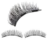 Накладные ресницы на магнитах Huda Beauty (3 магнита)